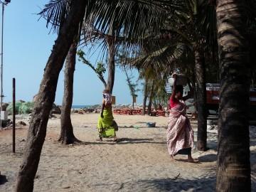 Egy indiai ashram mindennapjai - egy magyar lány szemével