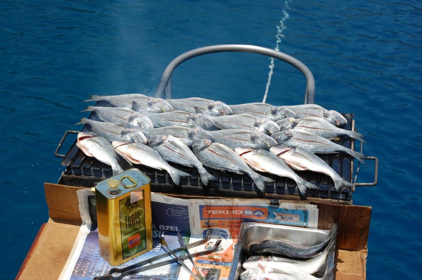 Törökországi július - - V. rész: Hajókirándulás 12 szigetre