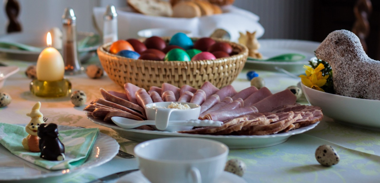 Húsvéti receptek a nagyvilágból - inka áldás, báránysüti és záptojás