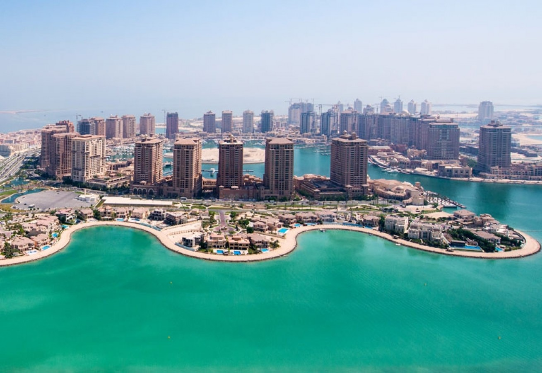 Egy nap a világ leggazdagabb országában, Katarban