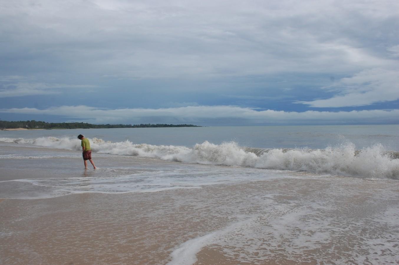 Az esős és szeles Malajzia – Három hét alatt három ország Ázsiában 1. rész