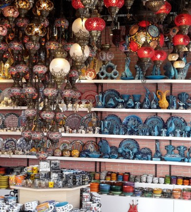 Milyen szuveníreket érdemes vásárolni Isztambulban?