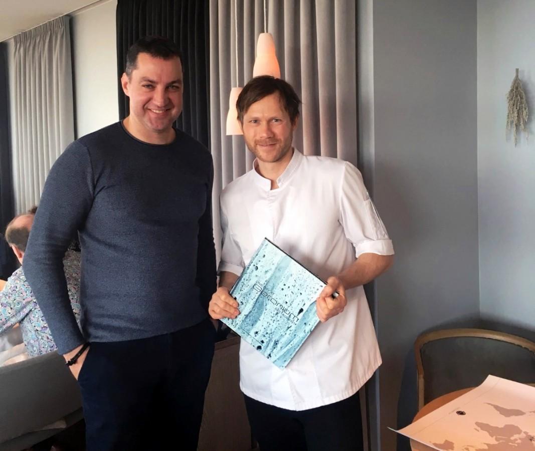 New Nordic Cuisine I. rész  –  Dánia-Koppenhága