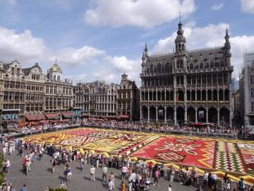Virágkarnevál belga módra