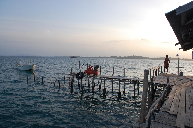 Egy éjszaka a tengeren, egy halászlakban - Három hét alatt három ország Ázsiában 4. rész
