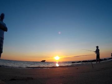 Amerikai Peti (S02E16) - Sunset, beach