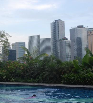 Szingapúr, a forró és nyüzsgő városállam