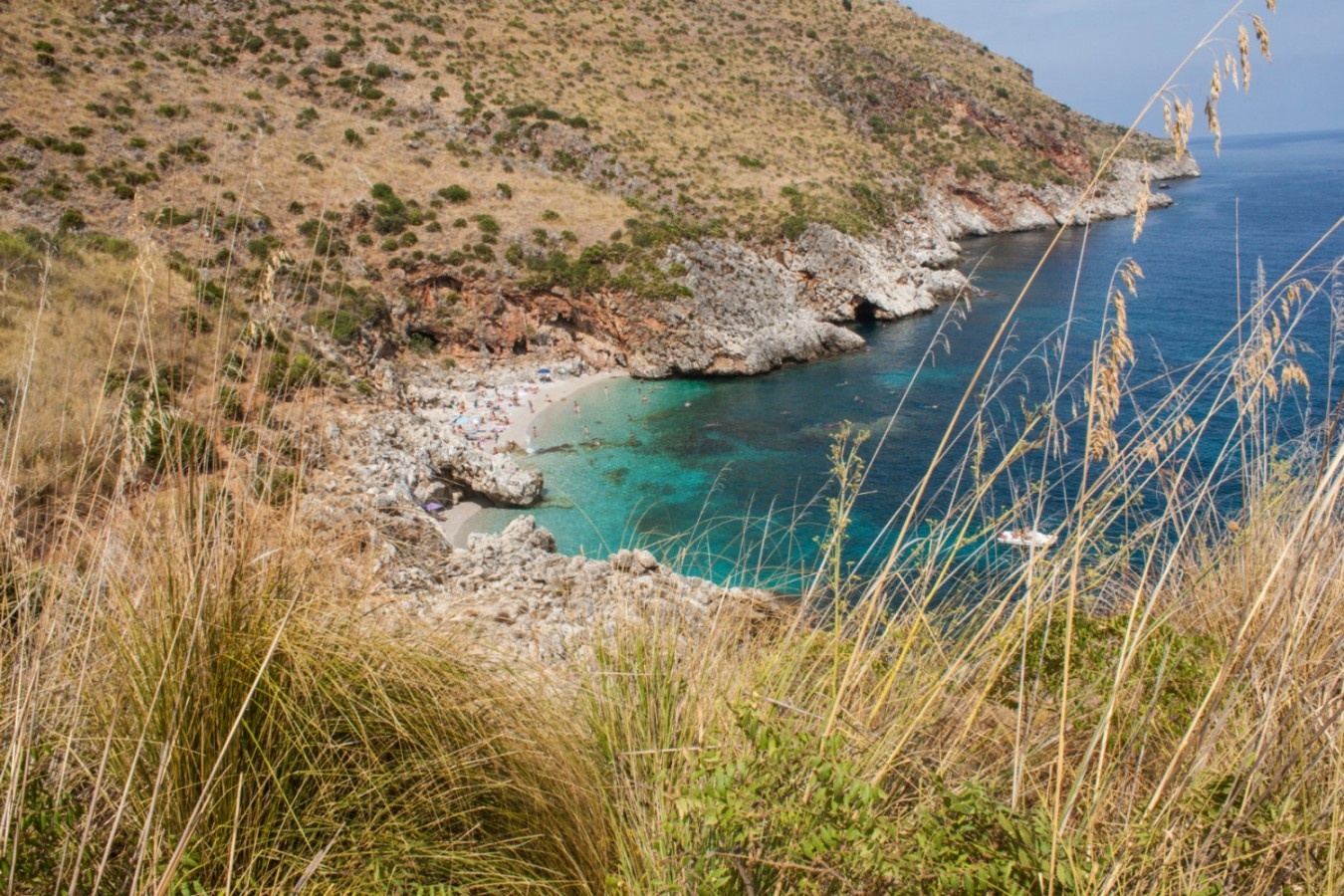Szicília édenkertje - Riserva Naturale Dello Zingaro
