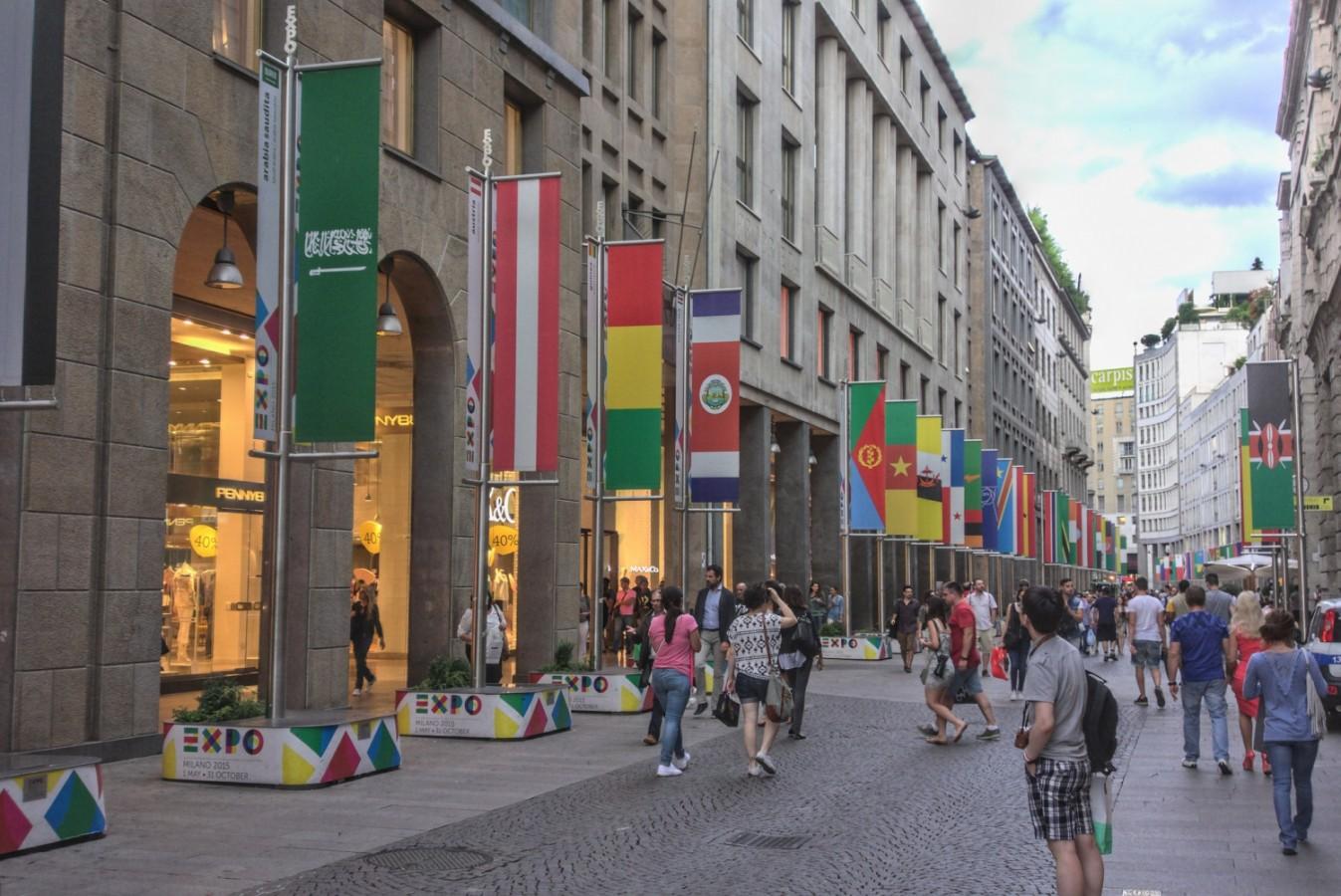 Még mindig dübörög a Milánói Világkiállítás