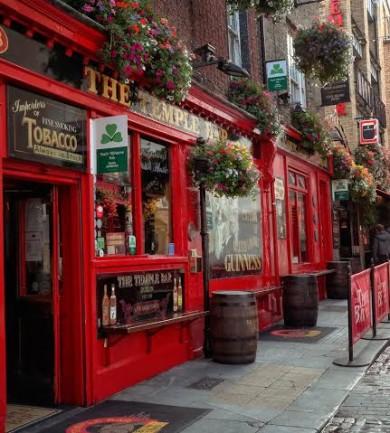A 12 Pub Kihívás – Így élj túl egy dublini ivótúrát