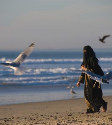 Nőként élni egy muszlim országban