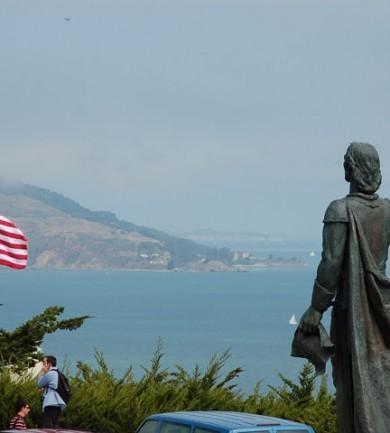 Ünnepeljük felfedezőnket, Kolumbuszt, a szadista tömeggyilkost!