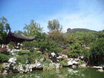 马鞍山-  Őszközép ünnep - a Hold imádata Kínában