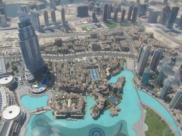 5 nap Dubajban