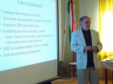 Ezért emlékezem - Interjú Farkas Tibor űrkutató mérnökkel, íróval, '56-os emigránssal