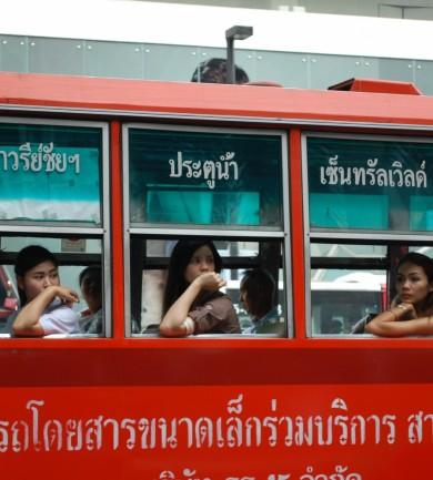 Thaiföld, a mosolyok országa
