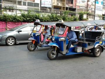 Thaiföld, a mosolyok országa - - 11. rész: Egy nap és egy éj Bangkokban