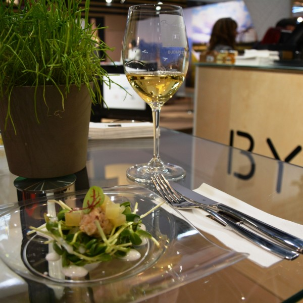 Magyar Bocuse d'Or stand