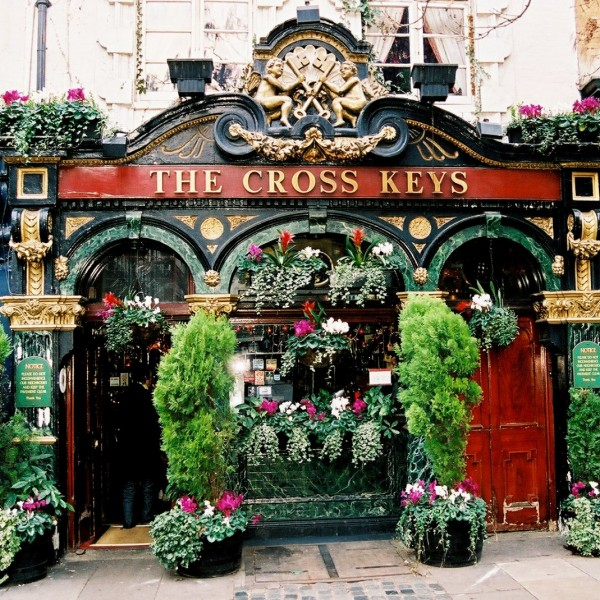 The Cross Keys Pub