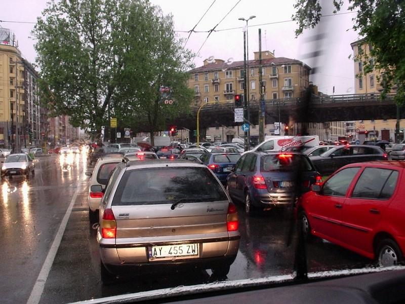 Mindennapos forgalom