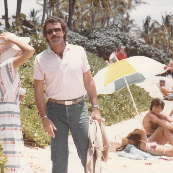 Magnum, azaz Tom Selleck