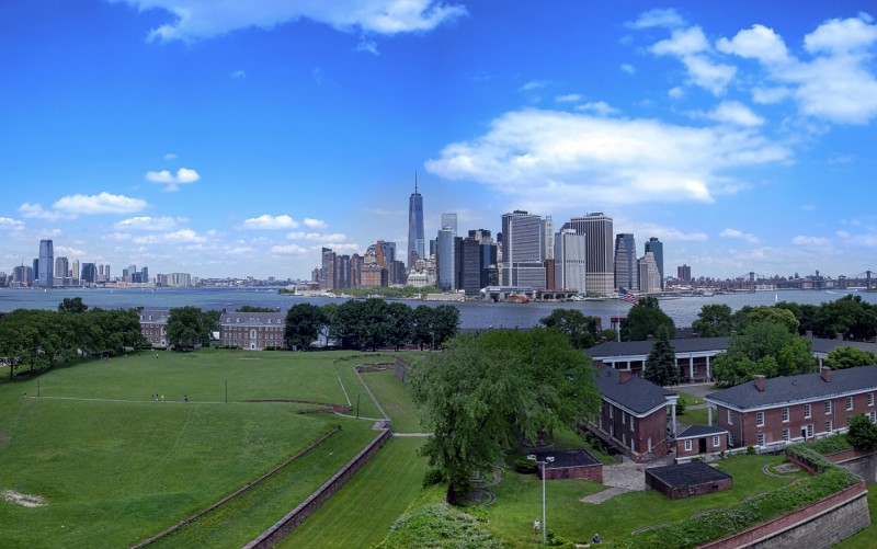 Lower Manhattan & Governors Island